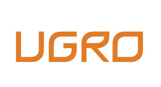 mark for UGRO, trademark #85810588