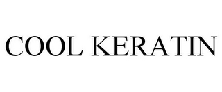 mark for COOL KERATIN, trademark #85811260
