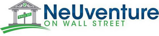 mark for NEUVENTURE ON WALL STREET ON WALL ST., trademark #85811355