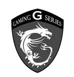 mark for GAMING G SERIES, trademark #85811377