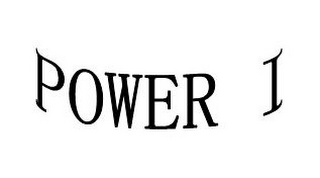 mark for POWER I, trademark #85811618
