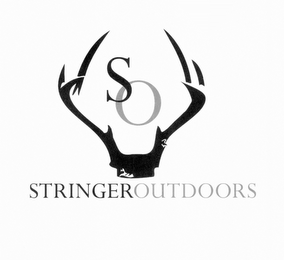 mark for SO STRINGEROUTDOORS, trademark #85811783