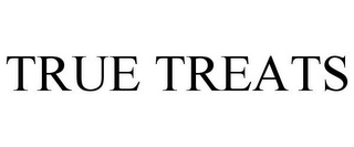 mark for TRUE TREATS, trademark #85811990