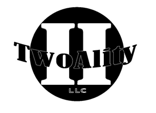 mark for TWOALITY LLC II, trademark #85812381