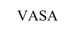 mark for VASA, trademark #85812522