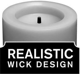 mark for REALISTIC WICK DESIGN, trademark #85812801