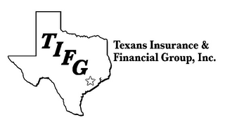 mark for TIFG TEXANS INSURANCE & FINANCIAL GROUP, INC., trademark #85813036