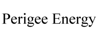 mark for PERIGEE ENERGY, trademark #85813556