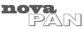 mark for NOVA PAN, trademark #85813684