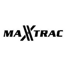 mark for MAXTRAC, trademark #85814011