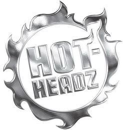 mark for HOT- HEADZ, trademark #85814013