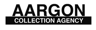 mark for AARGON COLLECTION AGENCY, trademark #85814064