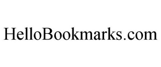 mark for HELLOBOOKMARKS.COM, trademark #85814187