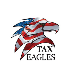 mark for TAX EAGLES, trademark #85814411