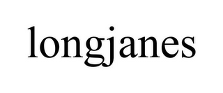 mark for LONGJANES, trademark #85814487