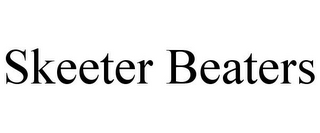 mark for SKEETER BEATERS, trademark #85814912