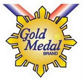 mark for GOLD MEDAL BRAND, trademark #85815259