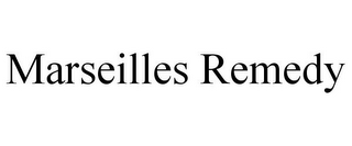 mark for MARSEILLES REMEDY, trademark #85815281