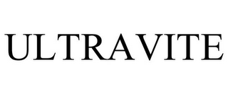 mark for ULTRAVITE, trademark #85815375