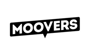 mark for MOOVERS, trademark #85815584