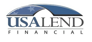 mark for USALEND FINANCIAL, trademark #85816106