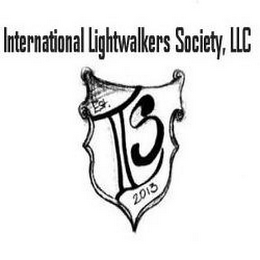 mark for ILS INTERNATIONAL LIGHTWALKERS SOCIETY,LLC, trademark #85816399