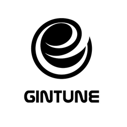 mark for GINTUNE, trademark #85816503