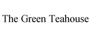 mark for THE GREEN TEAHOUSE, trademark #85816657