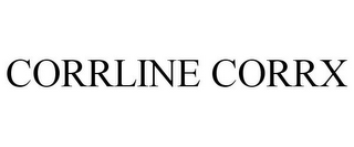 mark for CORRLINE CORRX, trademark #85816784