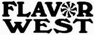 mark for FLAVOR WEST, trademark #85816829