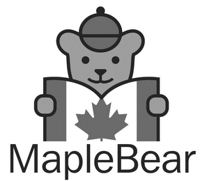 mark for MAPLEBEAR, trademark #85816959