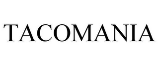 mark for TACOMANIA, trademark #85817030