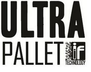 mark for ULTRA PALLET IIF TECHNOLOGY, trademark #85817032