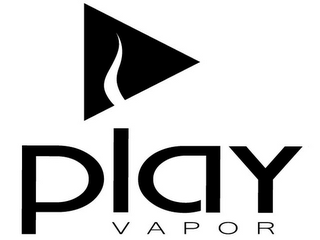 mark for PLAY VAPOR, trademark #85817241