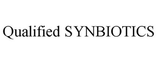 mark for QUALIFIED SYNBIOTICS, trademark #85817340