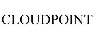 mark for CLOUDPOINT, trademark #85817730