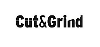 mark for CUT & GRIND, trademark #85817757