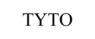 mark for TYTO, trademark #85817804