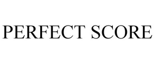 mark for PERFECT SCORE, trademark #85817927