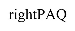 mark for RIGHTPAQ, trademark #85818038