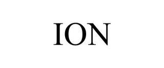 mark for ION, trademark #85818074