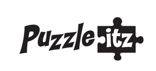mark for PUZZLE-ITZ, trademark #85818535