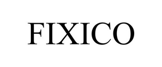mark for FIXICO, trademark #85818612