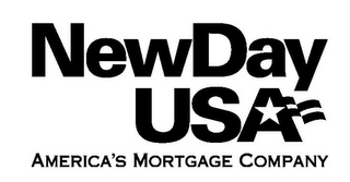 mark for NEWDAY USA AMERICA'S MORTGAGE COMPANY, trademark #85818703