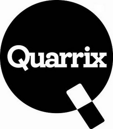 mark for Q QUARRIX, trademark #85818779