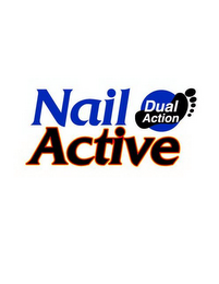 mark for NAIL ACTIVE DUAL ACTION, trademark #85819697
