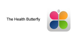 mark for THE HEALTH BUTTERFLY, trademark #85820022