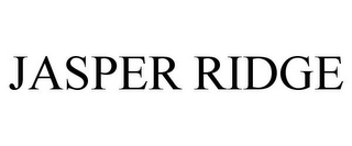 mark for JASPER RIDGE, trademark #85820083