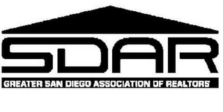 mark for SDAR GREATER SAN DIEGO ASSOCIATION OF REALTORS, trademark #85820442