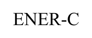 mark for ENER-C, trademark #85820542